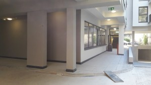 1 wejście do budynku